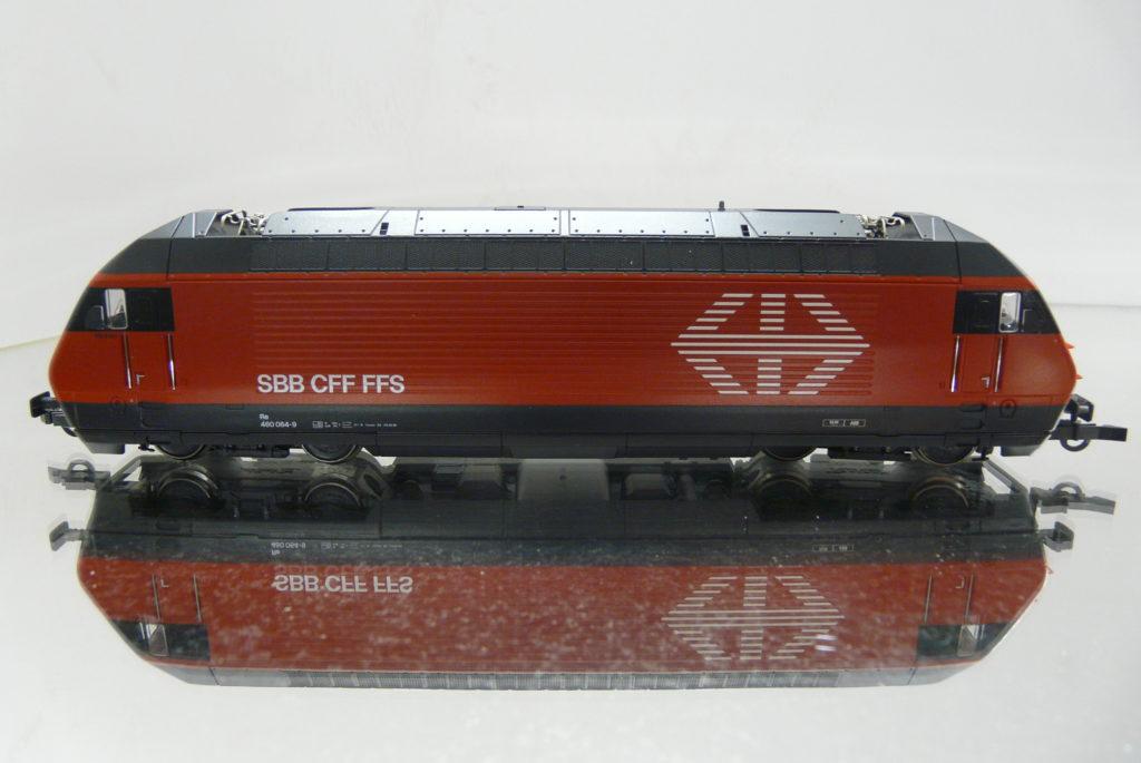 460 064-9 bez motora MYTHEN 2000 04.08.98 ROCO 100,-