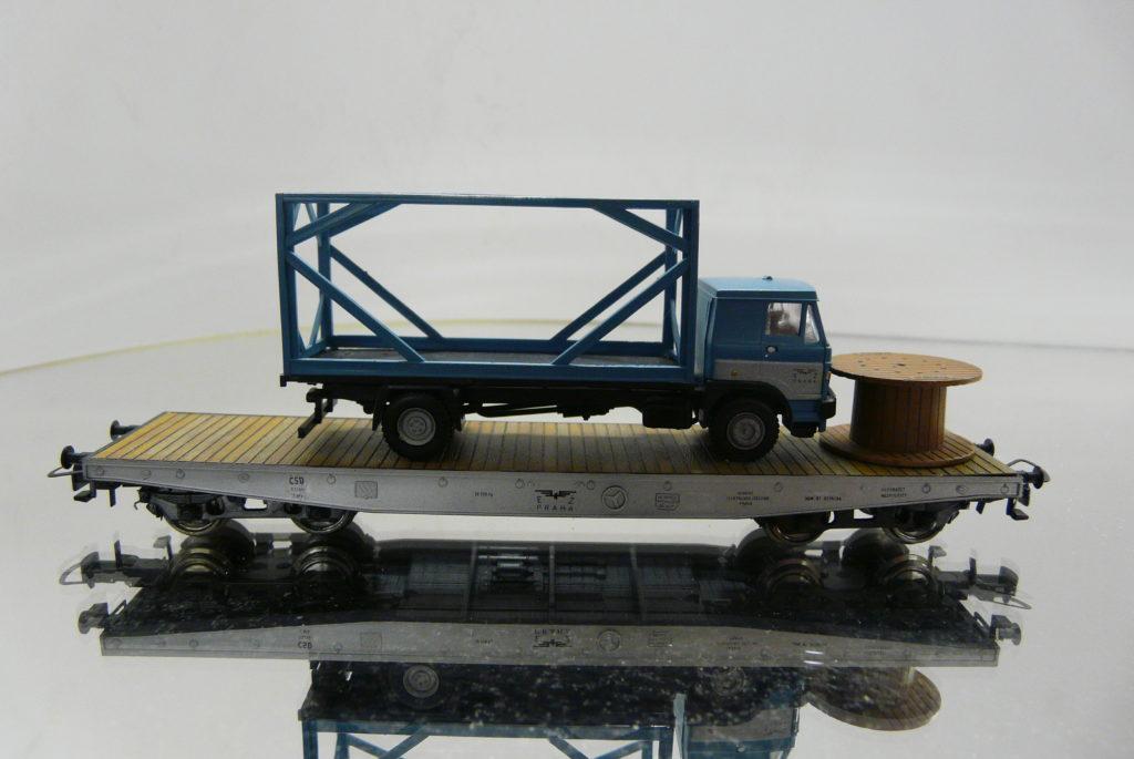 BRAMOS CSD EMV 63 266 +LIAZ s konstrukciou a cievka 42,-