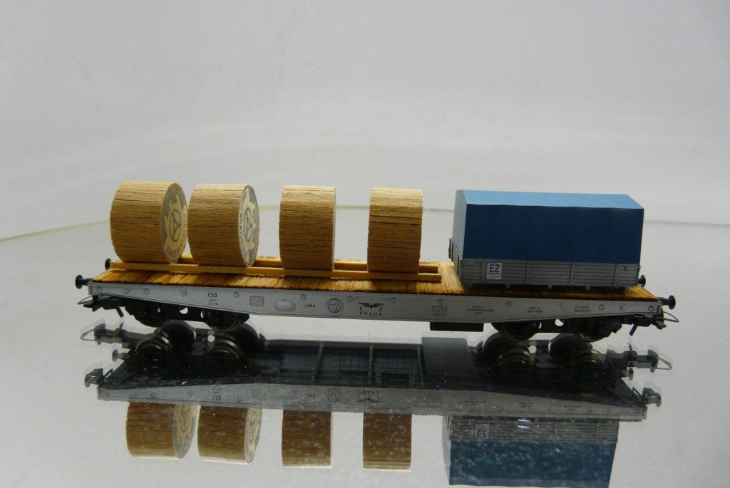 BRAMOS, EMV 32 407 +4ks cievky a prives s plachtou 35,-