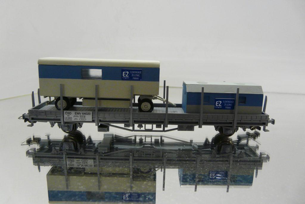 CStrain, CSD EMV 64 020 +maringotka a kontajner 33,-