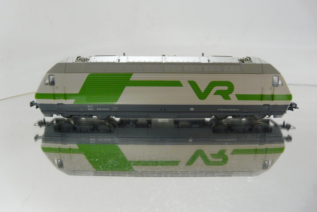 Sr 2 3221 FI-VR9110 3002021-6 ROCO 72507 199,-